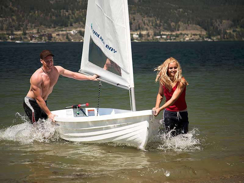 Купить лодку walker bay 8 breeze фото 7
